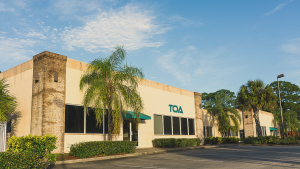 Global Lightning Detection Headquarters TOA Systems
