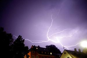 Oceania lightning